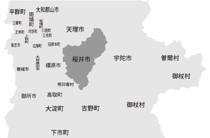 西武建設の桜井市三輪の画像